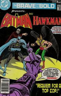 Cover Thumbnail for The Brave and the Bold (DC, 1955 series) #139