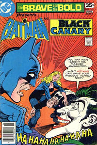 Cover Thumbnail for The Brave and the Bold (DC, 1955 series) #141