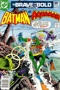 Cover Thumbnail for The Brave and the Bold (DC, 1955 series) #142