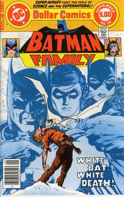 Cover for Batman Family (DC, 1975 series) #19