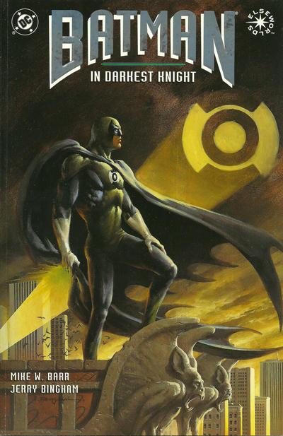 Cover for Batman: In Darkest Knight (DC, 1994 series)
