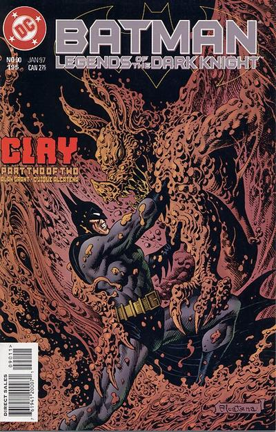Cover for Batman: Legends of the Dark Knight (DC, 1992 series) #90