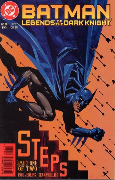Cover for Batman: Legends of the Dark Knight (DC, 1992 series) #98