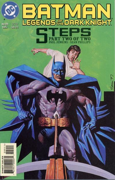 Cover for Batman: Legends of the Dark Knight (DC, 1992 series) #99