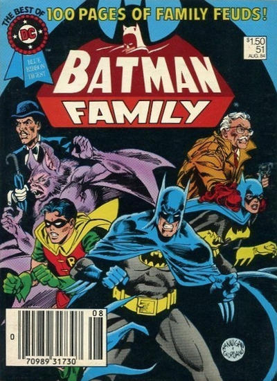 Cover for The Best of DC (DC, 1979 series) #51 [Canadian Newsstand]