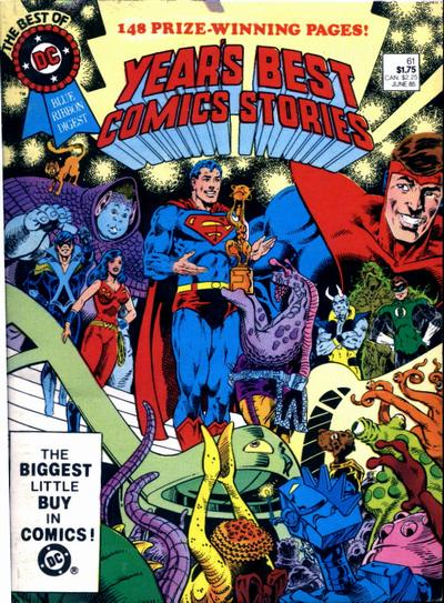 Cover for The Best of DC (DC, 1979 series) #61 [Direct Sales]