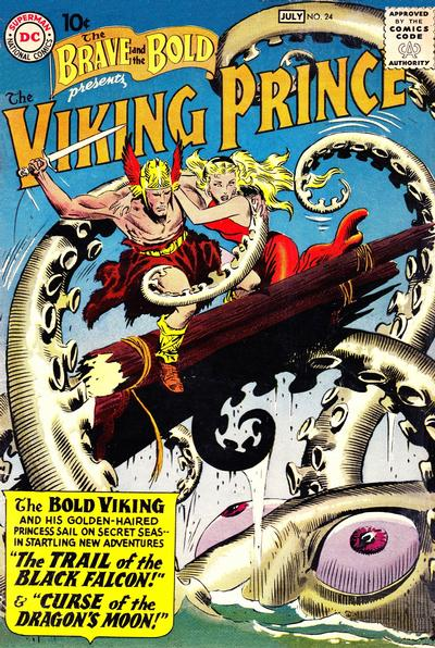 Cover for The Brave and the Bold (DC, 1955 series) #24