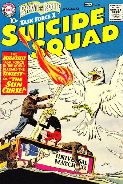Cover for The Brave and the Bold (DC, 1955 series) #26