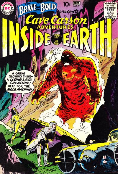 Cover for The Brave and the Bold (DC, 1955 series) #31