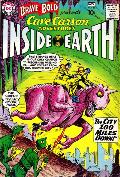 Cover for The Brave and the Bold (DC, 1955 series) #32