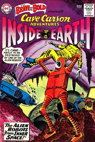 Cover for The Brave and the Bold (DC, 1955 series) #33
