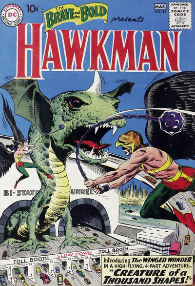 Cover for The Brave and the Bold (DC, 1955 series) #34