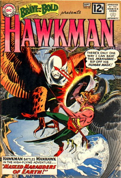 Cover for The Brave and the Bold (DC, 1955 series) #43