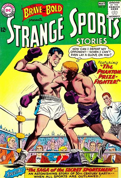 Cover for The Brave and the Bold (DC, 1955 series) #47