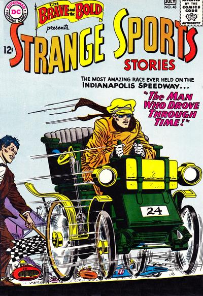 Cover for The Brave and the Bold (DC, 1955 series) #48