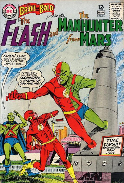 Cover for The Brave and the Bold (DC, 1955 series) #56