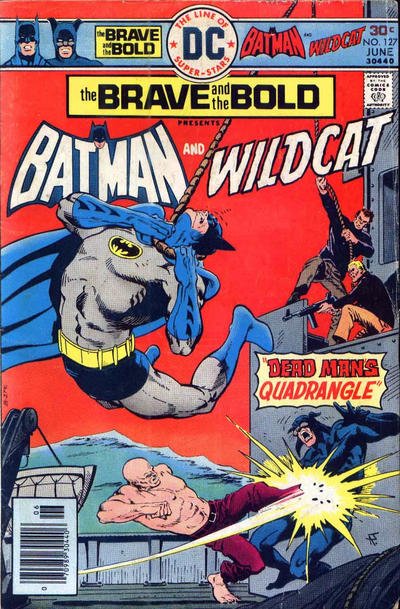 Cover for The Brave and the Bold (DC, 1955 series) #127