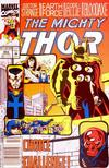 Cover for Thor (Marvel, 1966 series) #456 [Newsstand]