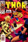 Cover for Thor (Marvel, 1966 series) #463 [Newsstand]