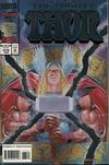 Cover Thumbnail for Thor (1966 series) #475 [Enhanced cover]
