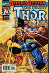 Cover for Thor (Marvel, 1998 series) #1 [Cover A]
