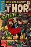 Cover for Thor Annual (Marvel, 1966 series) #2