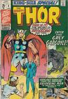 Cover for Thor Annual (Marvel, 1966 series) #3