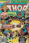 Cover for Thor Annual (Marvel, 1966 series) #7
