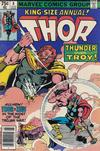 Cover for Thor Annual (Marvel, 1966 series) #8 [Newsstand]