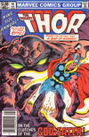 Cover for Thor Annual (Marvel, 1966 series) #10