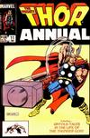 Cover Thumbnail for Thor Annual (1966 series) #11 [Direct]