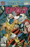 Cover for Thor Annual (Marvel, 1966 series) #17 [Direct Edition]