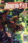 Cover for Thunderbolts (Marvel, 1997 series) #1 [Newsstand]