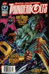 Cover for Thunderbolts (Marvel, 1997 series) #2 [Newsstand]