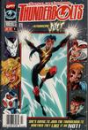 Cover for Thunderbolts (Marvel, 1997 series) #4 [Newsstand]
