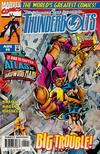 Cover for Thunderbolts (Marvel, 1997 series) #5