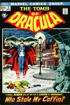 Cover for Tomb of Dracula (Marvel, 1972 series) #2