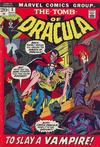 Cover for Tomb of Dracula (Marvel, 1972 series) #5