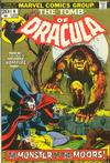 Cover for Tomb of Dracula (Marvel, 1972 series) #6