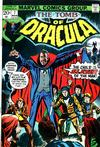 Cover for Tomb of Dracula (Marvel, 1972 series) #7 [Regular Edition]