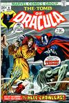 Cover for Tomb of Dracula (Marvel, 1972 series) #8 [Regular Edition]