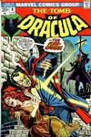 Cover for Tomb of Dracula (Marvel, 1972 series) #9 [Regular Edition]