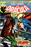 Cover for Tomb of Dracula (Marvel, 1972 series) #10