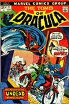 Cover for Tomb of Dracula (Marvel, 1972 series) #11