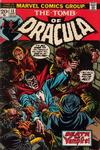 Cover for Tomb of Dracula (Marvel, 1972 series) #13 [Regular Edition]
