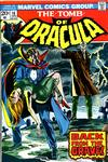 Cover for Tomb of Dracula (Marvel, 1972 series) #16 [Regular Edition]