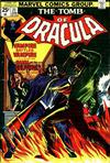 Cover for Tomb of Dracula (Marvel, 1972 series) #21