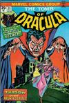 Cover for Tomb of Dracula (Marvel, 1972 series) #23 [Regular Edition]