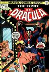 Cover for Tomb of Dracula (Marvel, 1972 series) #24 [Regular Edition]