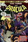 Cover for Tomb of Dracula (Marvel, 1972 series) #25 [Regular Edition]